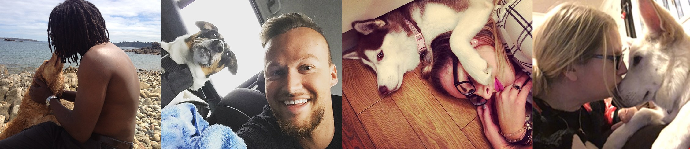 HomeServe employees and their dogs