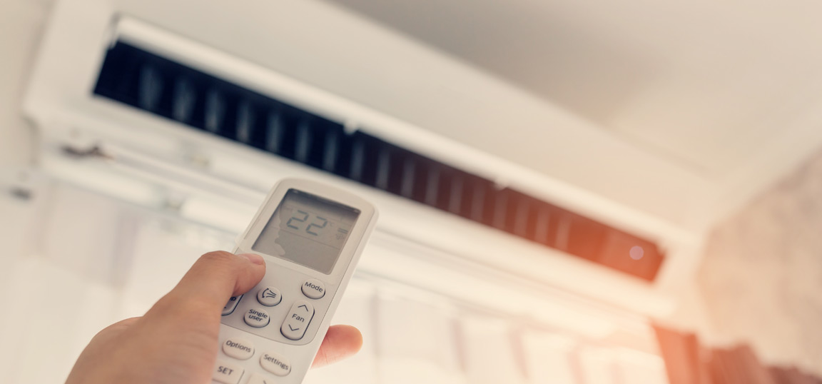 remote for air conditioning unit